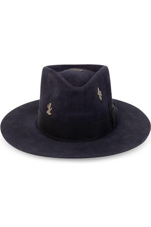 NICK FOUQUET Cenote hat with bow