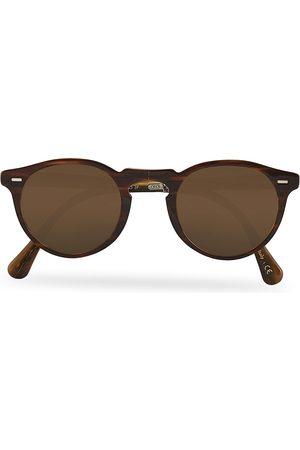 Oliver Peoples Herre Solbriller - Gregory Peck 1962 Folding Sunglasses Dark Brown