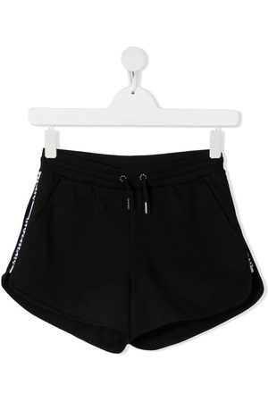 Givenchy Logo band track shorts