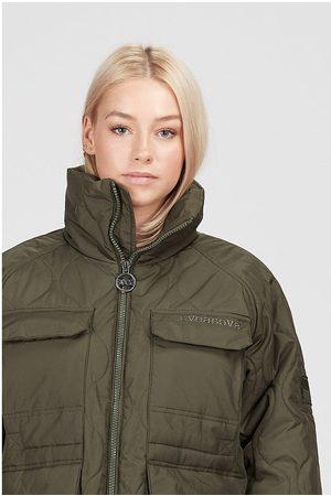 Svea W. Queens Side Slit Jacket