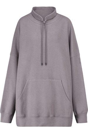 alo Tranquil fleece hoodie