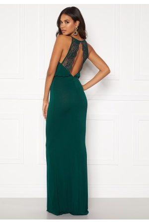 BUBBLEROOM Edina prom dress Dark green 40