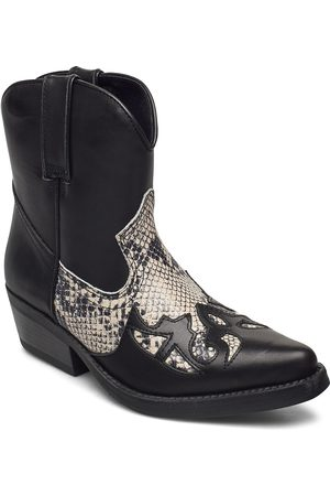 Shoe Biz Kiruna Shoes Boots Ankle Boots Ankle Boot - Heel