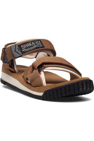 Shaka Neo Climbing Shoes Summer Shoes Flat Sandals Brun