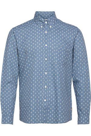Far Afield Mod Button Down L/S Shirt Skjorte Uformell