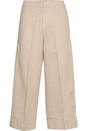 Hope Frame Trousers Vide Bukser Beige