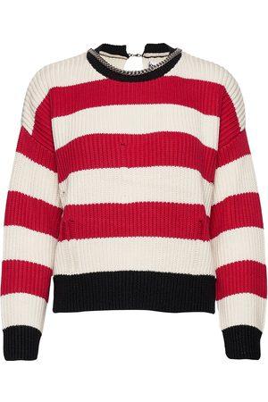 Replay Sweater Strikket Genser Multi/mønstret
