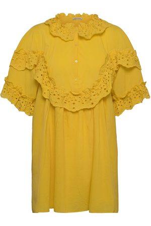 Stella Nova Dame Kjoler - Betsy Dresses Everyday Dresses Gul