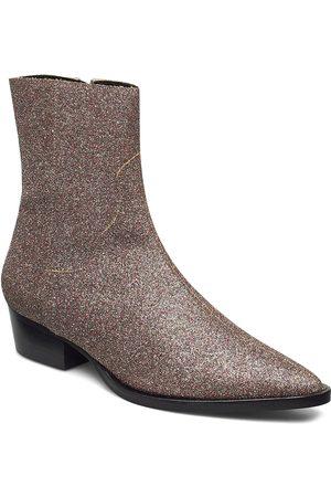 Gestuz Dame Skoletter - Adiragz Boots Hs19 Shoes Boots Ankle Boots Ankle Boot - Heel