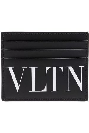 VALENTINO GARAVANI Herre Lommebøker - VLTN logo-print cardholder