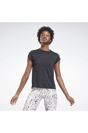 Reebok Dame Trenings t-skjorter - Workout Ready Activchill T-Shirt