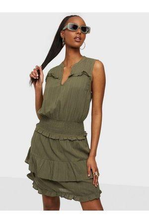 ONLY Dame Bodycon kjoler - Onlditte Sl Smock Dnm Dress Ff
