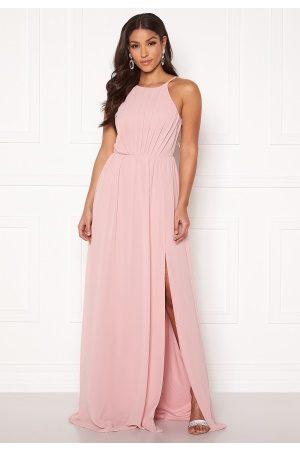 BUBBLEROOM Vania maxi dress Dusty pink 38