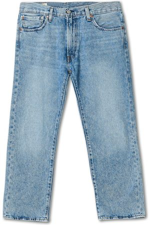 Levi's Herre Straight - 551Z Straight Crop Fit Jeans Dream Stone