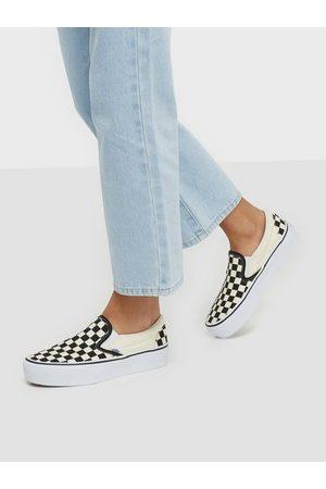 Vans Dame Sneakers - Ua Classic Slip-On Platform