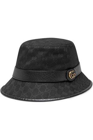 Gucci Herre Hatter - GG canvas bucket hat