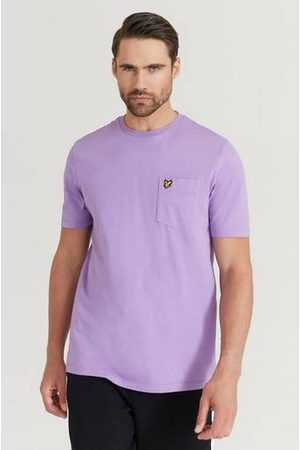 Lyle & Scott T-shirt Washed Relaxed Pocket T-shirt