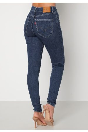 Levi's Dame High waist - Mile High Super Skinny 0194 Venice For Real 25/30