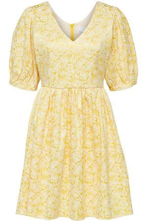 SELECTED Dame Hverdagskjoler - Joyce 2/4 Short Gown Drops Dress