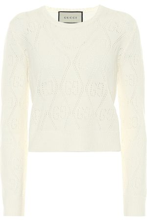Gucci GG wool sweater