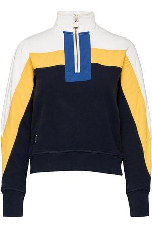 Superdry Dame Sweatshirts - Sportstyle Dolmon Funnel Sweat Sweat-shirt Genser