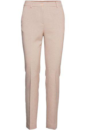 Coster Copenhagen Pants With Press Folds - Lucia Fit Slimfit Bukser Stoffbukser