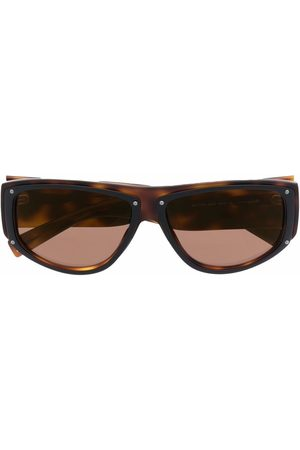 Givenchy Solbriller - Tortoiseshell cat-eye sunglasses