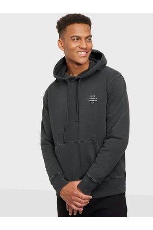 Neuw Herre Hettegensere - Hood Gensere Black
