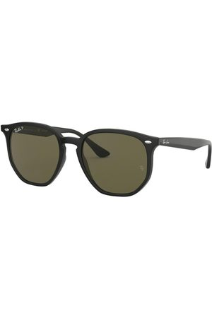 Ray-Ban Herre Solbriller - Solbriller RB4306F Asian Fit Polarized 601/9A