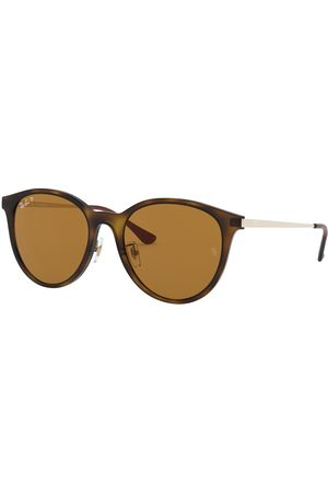 Ray-Ban Solbriller RB4334D Asian Fit Polarized 710/83