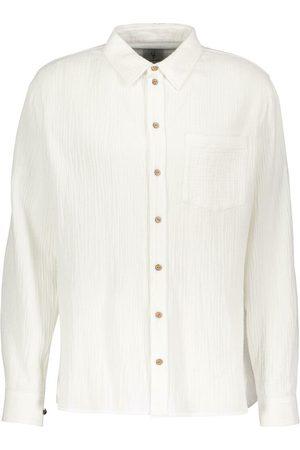 Urban Pioneers Herre Langermede - Baily Shirt