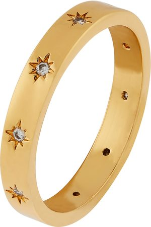 Accessorize Dame Ringer - Z Sparkle Star Band A J Z Ring