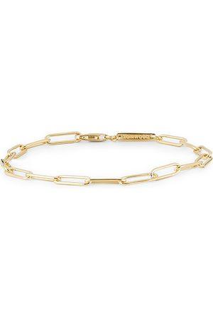 Tom Wood Herre Armbånd - Box Bracelet Gold