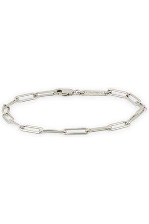 Tom Wood Herre Armbånd - Box Bracelet Silver