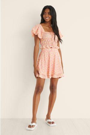 Curated Styles Dame Korte kjoler - Luftig Minikjole