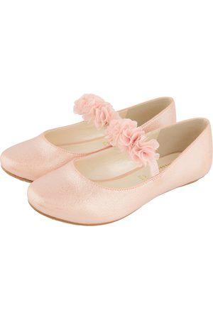 Monsoon Kids Jente Ballerinasko - Cynthia Corsage X K F Footwear Structured