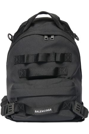Balenciaga Herre Ryggsekker - Army Multicarry Nylon Backpack