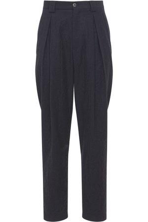 Armani Herre Chinos - 17cm Virgin Wool Pants
