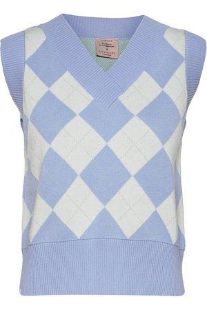 BARBARA KRISTOFFERSEN BY ROSEMUNDE Dame Vester - Vest Vests Knitted Vests