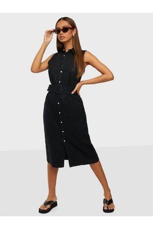 Polo Ralph Lauren Dame Hverdagskjoler - Sl Kngsly Dr-Sleeveless-Casual Dress