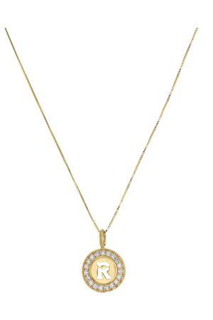 HASLA Dame Halskjeder - Letter Necklace R Tilbehør