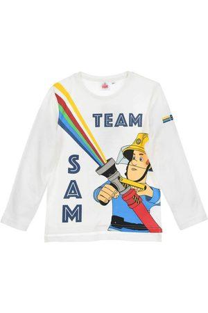 Brannmann Sam Gutt Skjorter - T-skjorte