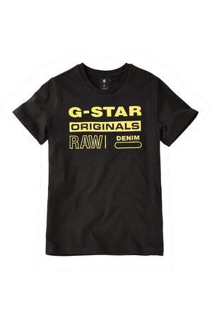 G-Star Gutt Skjorter - Raw Originals Logo T-skjorte
