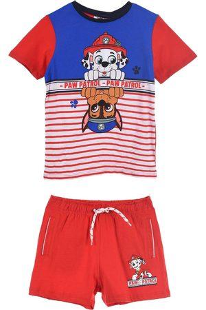 Paw Patrol Shorts og T-skjorte Sett
