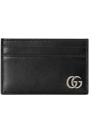 Gucci Herre Lommebøker - Interlocking GG plaque cardholder