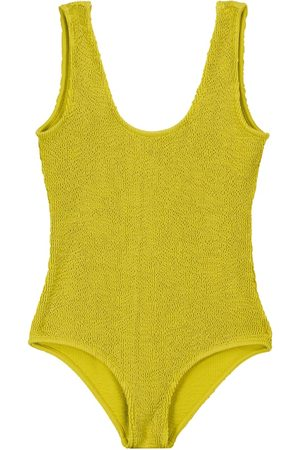 Bottega Veneta Ribbed-knit swimsuit