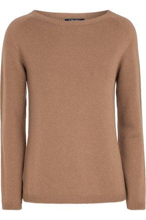 Max Mara Dame Strikkegensere - Giose cashmere sweater