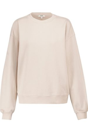 AGOLDE Cotton jersey sweatshirt