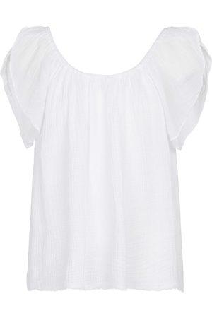 Velvet Adanya cotton top