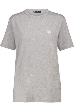 Acne Studios Face cotton T-shirt